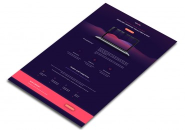 Nowy Landing Page Ernes
